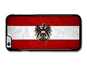 """AMAF ? Accessories Austrian Flag Austria case for iPhone 6 Plus (5.5"""")"""