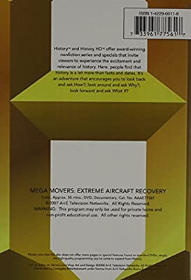 Mega Movers: Extreme Aircraft Recovery