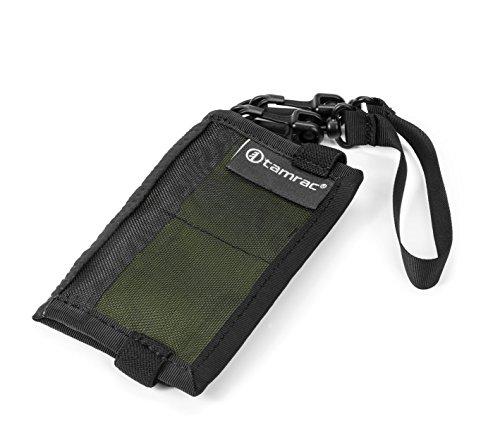 Tamrac Goblin Memory Card Wallet for 6 SD Cards (Kiwi)