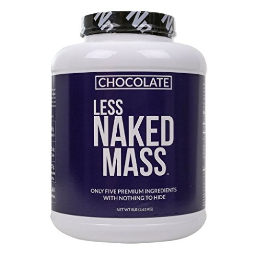 CHOCOLATE LESS NAKED MASS Ingredients