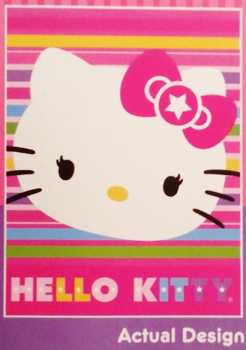 (Hello Kitty Silk Touch Throw)
