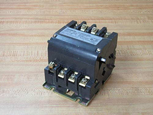Siemens 14DUD32AC Heavy Duty Motor Starter, Solid State Overload, Auto/Manual Reset, Open Type, Standard Width Enclosure, 3 Phase, 3 Pole, 1 NEMA Size, 5.5-22A Amp Range, A1 Frame Size, 220-240/440-480 at 60Hz Coil Voltage