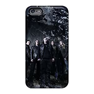 AlissaDubois Iphone 6plus Protector Cell-phone Hard Covers Allow Personal Design Colorful Moonsorrow Band Image [tTY9338ncGJ]