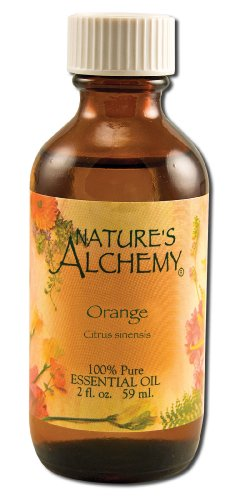 Nature's Alchemy Essential Oil Orange, 2 fl oz