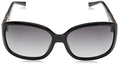 Schwarz Glanz Guess Sonnenbrille GU7418 Guess Sonnenbrille HwxPqI1XO