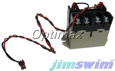 Zodiac 3-Hp Relay With Harness Replacement Kit For Select Zodiac Jandy Pool And Spa Power Control System - 3 Hp Relay