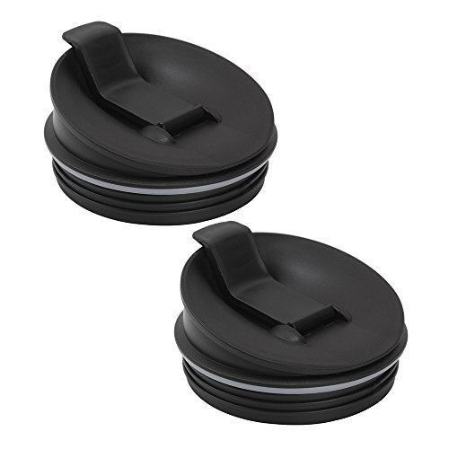 Replacement Parts for Nutri Ninja Blender, Two Pack Slip & Seal Lids Fit for Ultima & Professional Nutri Ninja Series BL770 BL780 BL660 Blenders