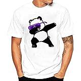 MISYAA T Shirts for Men, Funny T Shirts Animals Print T Shirt 2019 Hot Friends T Shirts Sport Shirts Gifts Mens Tank Tops