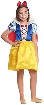 Disfraz Blancanieves Snow Princess Niña (3-4 años) (+ Tallas ...