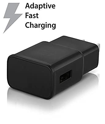 Amazon.com: Samsung Galaxy Note 8 Fast Charger 10 FEET Combo Kit. - {2 Type-C Cables + 2 Wall Chargers} - Adaptive Fast Charging uses dual voltages for up ...