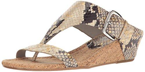 Donald J Pliner Donna Doli4 Sandalo Con Zeppa