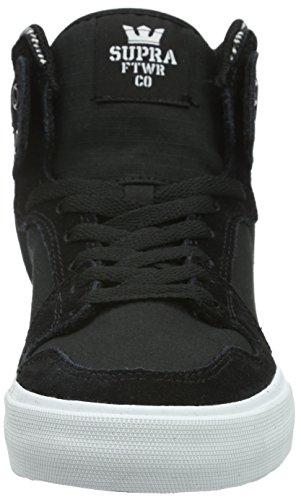 Supra Vaider LC Sneaker Schwarz / Print / Weiß