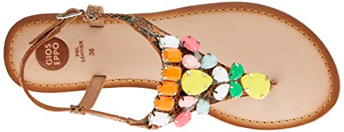 Gioseppo Stacy, Sandalias Mujer Multicolor (Tan)