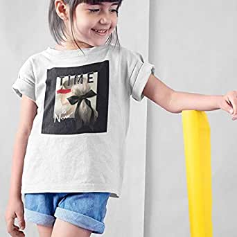 Time is Now aTIQ T-Shirt for Girl, 28 EU