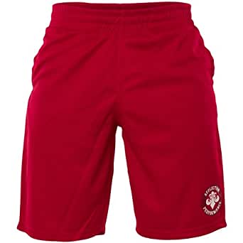 Affliction Men's Balance Sport Shorts S Red