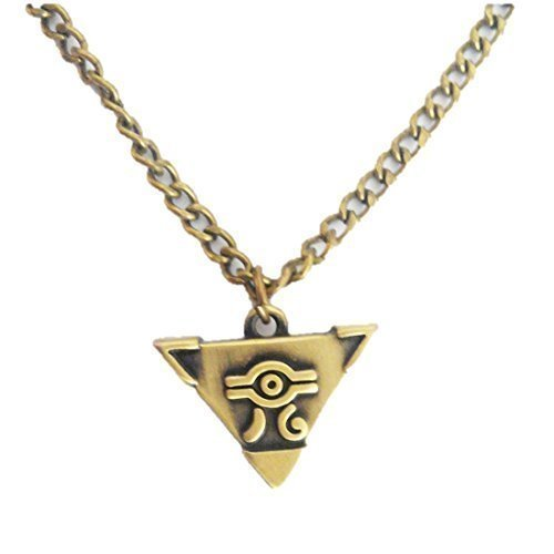 [Yugioh Millennium Puzzle Pendant Necklace - Super Cool - Special Price for Fans] (Dark Souls Black Knight Costume)