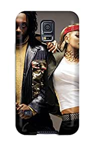 Hot The Black Eyed Peas First Grade Tpu Phone Case For Galaxy S5 Case Cover