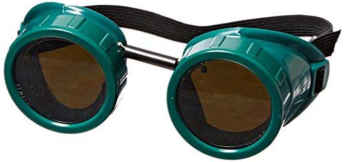 Gateway Safety 36U50 Welding Safety Glasses, IR Filter Shade 5.0 Lens, Rigid Frame