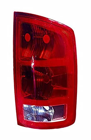 Depo 334-1906R-UF Dodge Ram Passenger Side Tail Light Unit