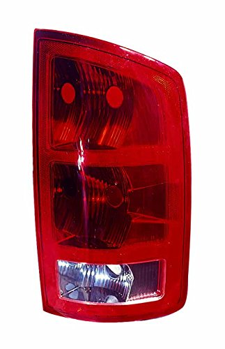 Depo 334-1906R-UF Dodge Ram Passenger Side Tail Light (Dodge Ram Tail Light Assembly)