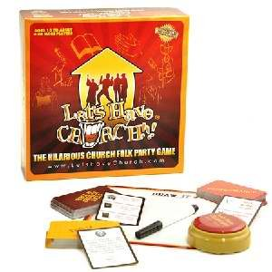 ''LET'S HAVE CHURCH!!!'' The Hilarious Game About Church Folk! by Gotta Have Games