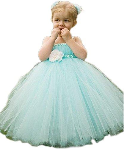 CoCogirls - Vestido - trapecio - para mujer Azul