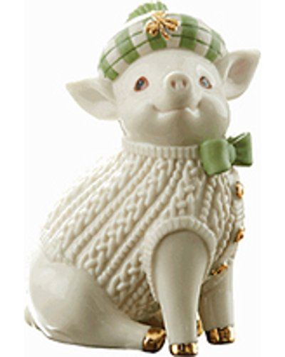 lenox Lucky the Irish pig