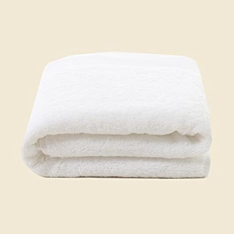 Hotel de 5 estrellas de toallas de baño de algodón blanco y waffle intensificar la absorción