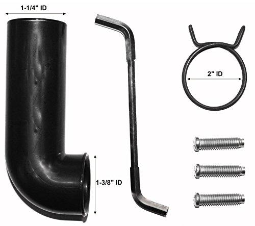 InSinkErator Evolution Garbage Disposal Installation Kit 2610WJ - Tailpipe/Discharge Tube, (Tailpipe Part)
