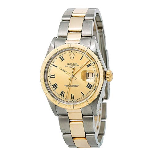 Rolex Date Automatic-self-Wind Male Watch 1501 (Certified Pre-Owned) ()