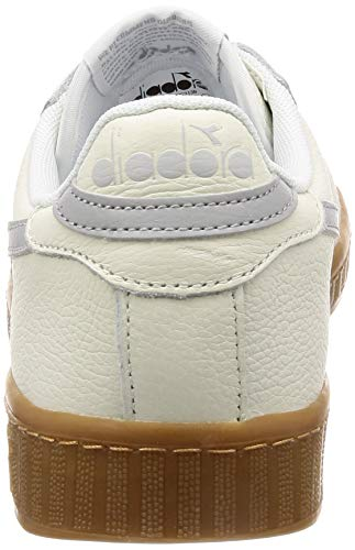 C3139 bianco Unisex L Adulto Sneaker ghiaccio Low – Multicolore Game Diadora wCv8qRx
