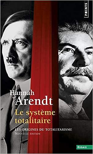 """Résultat de recherche d'images pour """"le système totalitaire arendt"""""""