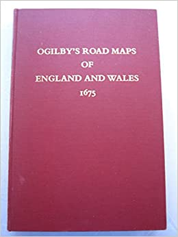 Ogilbys Road Maps of England and Wales from Ogilbys Britannia