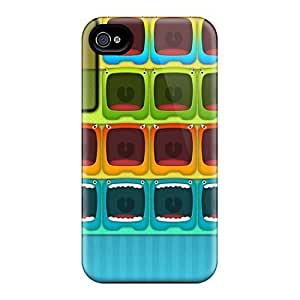 High Qualityskin Cases Covers Specially Designed For Iphone - 4/4s