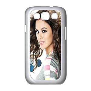 Samsung Galaxy S3 9300 Cell Phone Case White Rachel Bilson R3P7JW