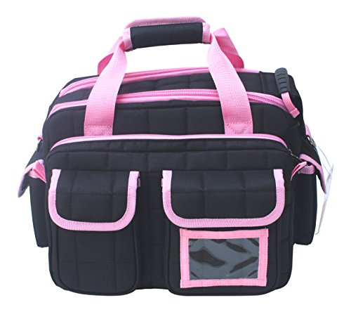 Explorer Tactical 12 Pistol Padded Gun and Gear Bag Pink