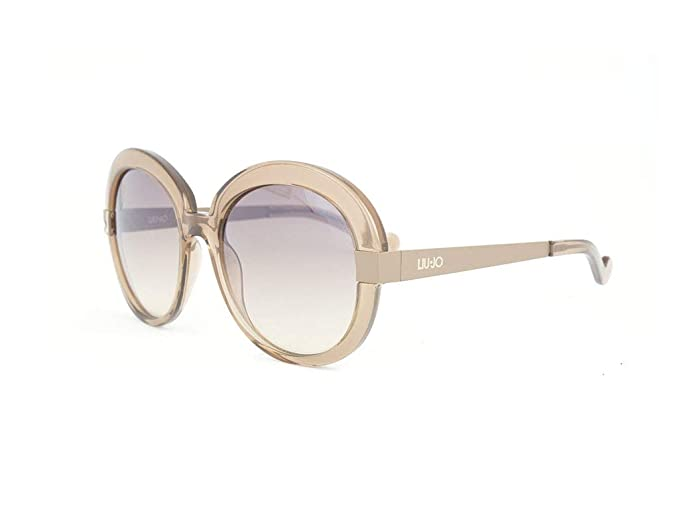 Liu Jo Lj670Sr 211 55 Gafas de Sol, Light Brown, Mujer ...