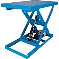 Bishamon Optimus Series Electric Hydraulic Lift Table - 2,000-Lb. Capacity, 36in. x 48in. Platform, 1/2 HP, Model# L2K-3648