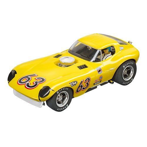 "Carrera Bill Thomas Cheetah ""No.63"" - Digital 124 Slot Car 1:24 Scale from Carrera USA"