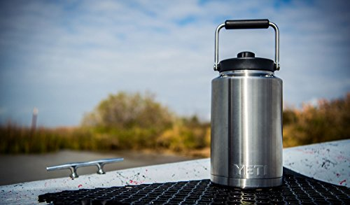 YETI Rambler Vacuum Insulated Stainless Steel One Gallon Jug with MagCap by YETI (Image #4)