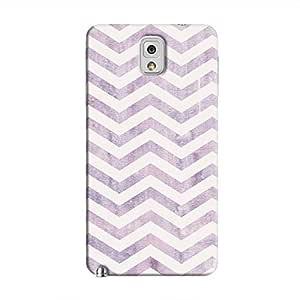 cover It Up - Purple Bubblegum Print Galaxy Note 3 Hard case