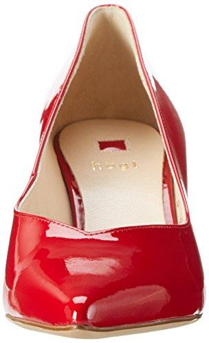 Högl 3-18 6724, Zapatos de Tacón para Mujer Rojo (red4000)