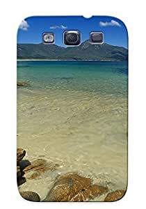Catenaryoi Case Cover Protector Specially Made For Galaxy S3 Freycinet National Park by lolosakes