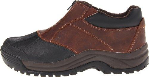 Propet Men's Blizzard Ankle Zip Boot,Brown/Black,8.5 5E US by Propét (Image #5)