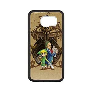 The Legend of Zelda For Samsung Galaxy S6 Cell phone Case protection Csaes Cover DWD872835