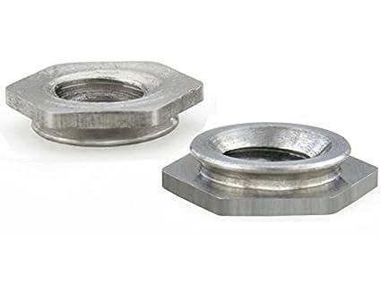 Pemsert Self-Clinching Flush Fasteners - Type F - Unified, F