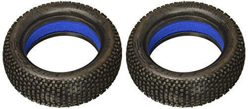 2.2 Front Buggy (ProLine 825203 Blockade 2.2 4Wd M4 Off-Road Front Buggy Tires with Closed Cell Foam (2 Piece))