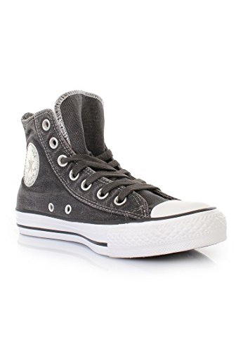 Converse Herren Chuck Taylor All Star High Top Sturmwind / Schwarz