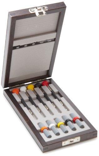 Bergeon 55-607 Watchmakers Screwdriver Boxed Set Watch Repair Kit by Bergeon