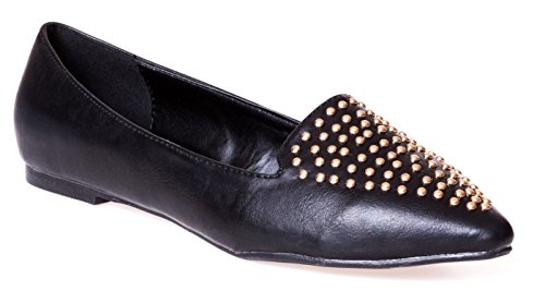 v1969-Italia-Womens-Gemma-Loafer-Flats-See-Sizes-Colors